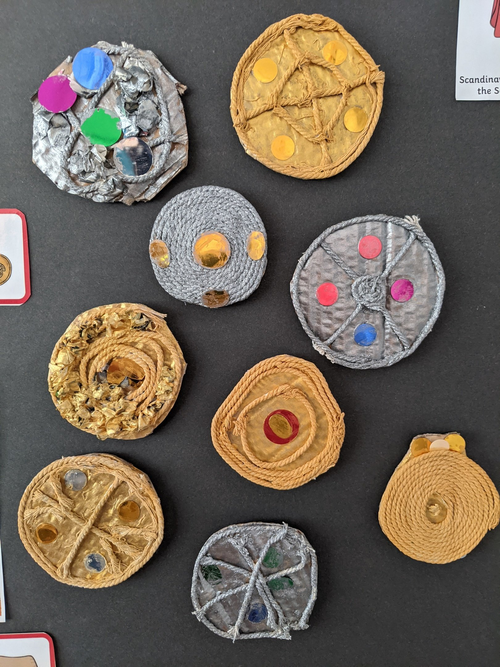 Anglo-Saxon brooches