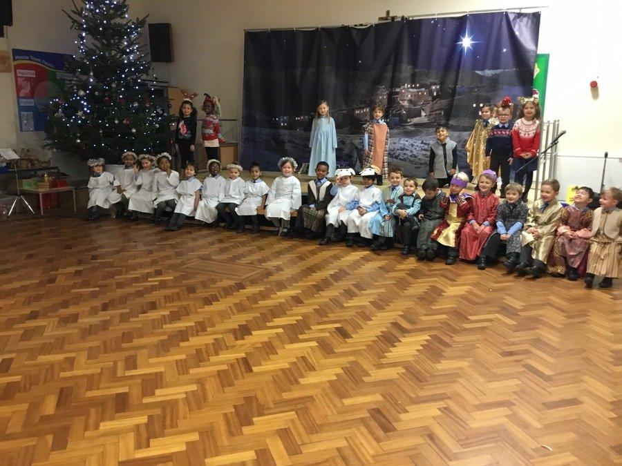 Reception Class Nativity 2020