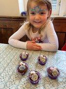 Fifi made Frozen cakes