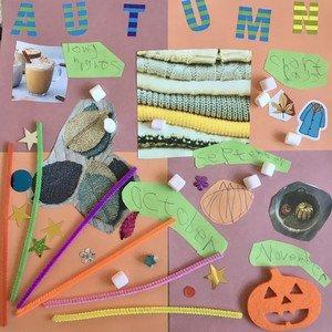 Charlie's Autumn collage