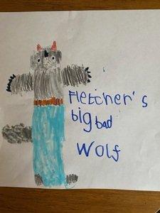 Fletcher's Big Bad Wolf!