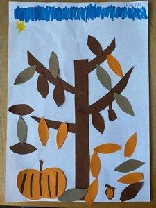 Ralph's Autumn collage