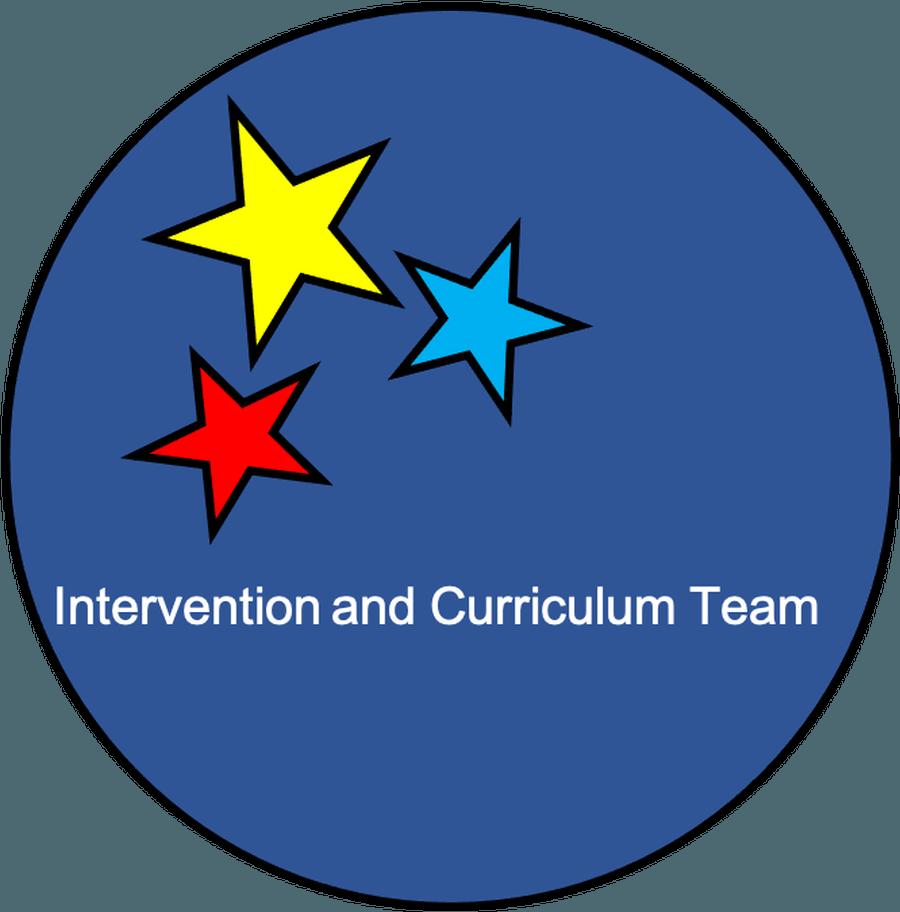 Intervention and Curriculum Team
