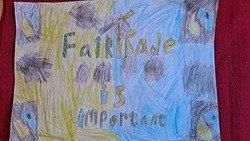 Janella's Fairtrade poster