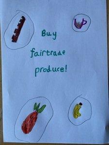 Ralph's Fairtrade poster