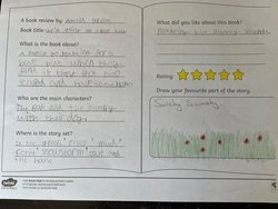 Amelia's book review