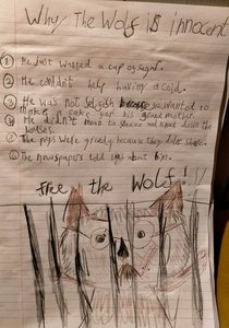 Edie's 'Free the Wolf!'