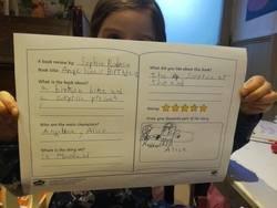 Sophia's book review