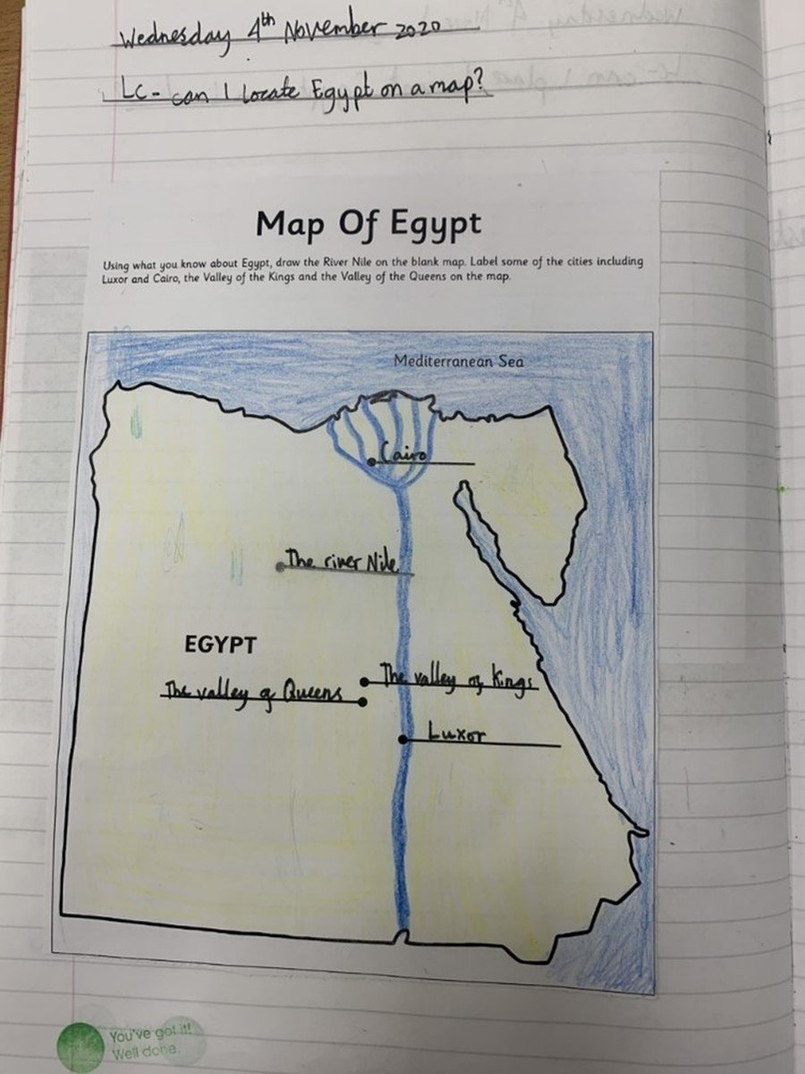 Location Knowledge