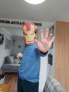 Is it Iron Man or Noah?!