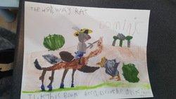 Wow! Dominic's Highway Rat poster.