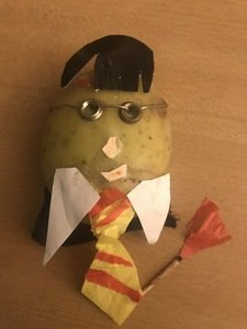 """Harry Potato"" by Flynn"
