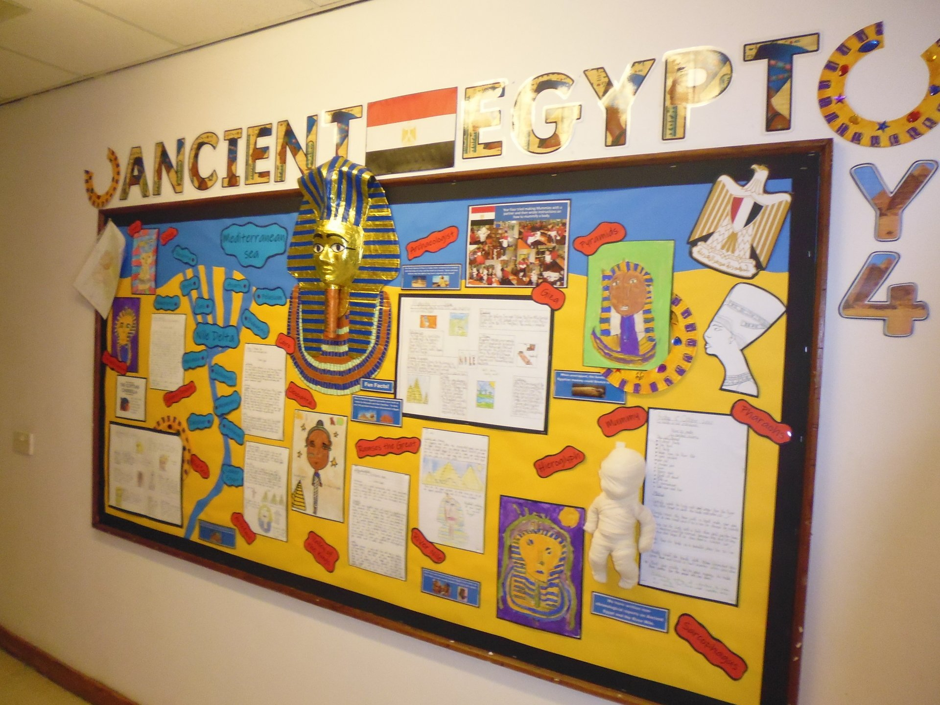 Year Four Ancient Egypt