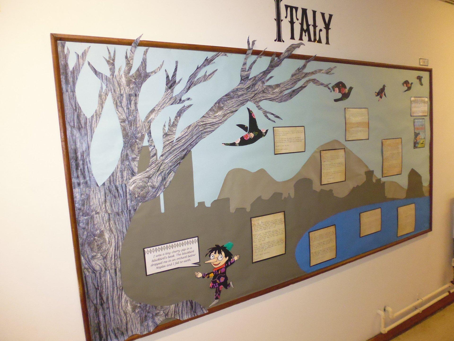 Year Three Italy