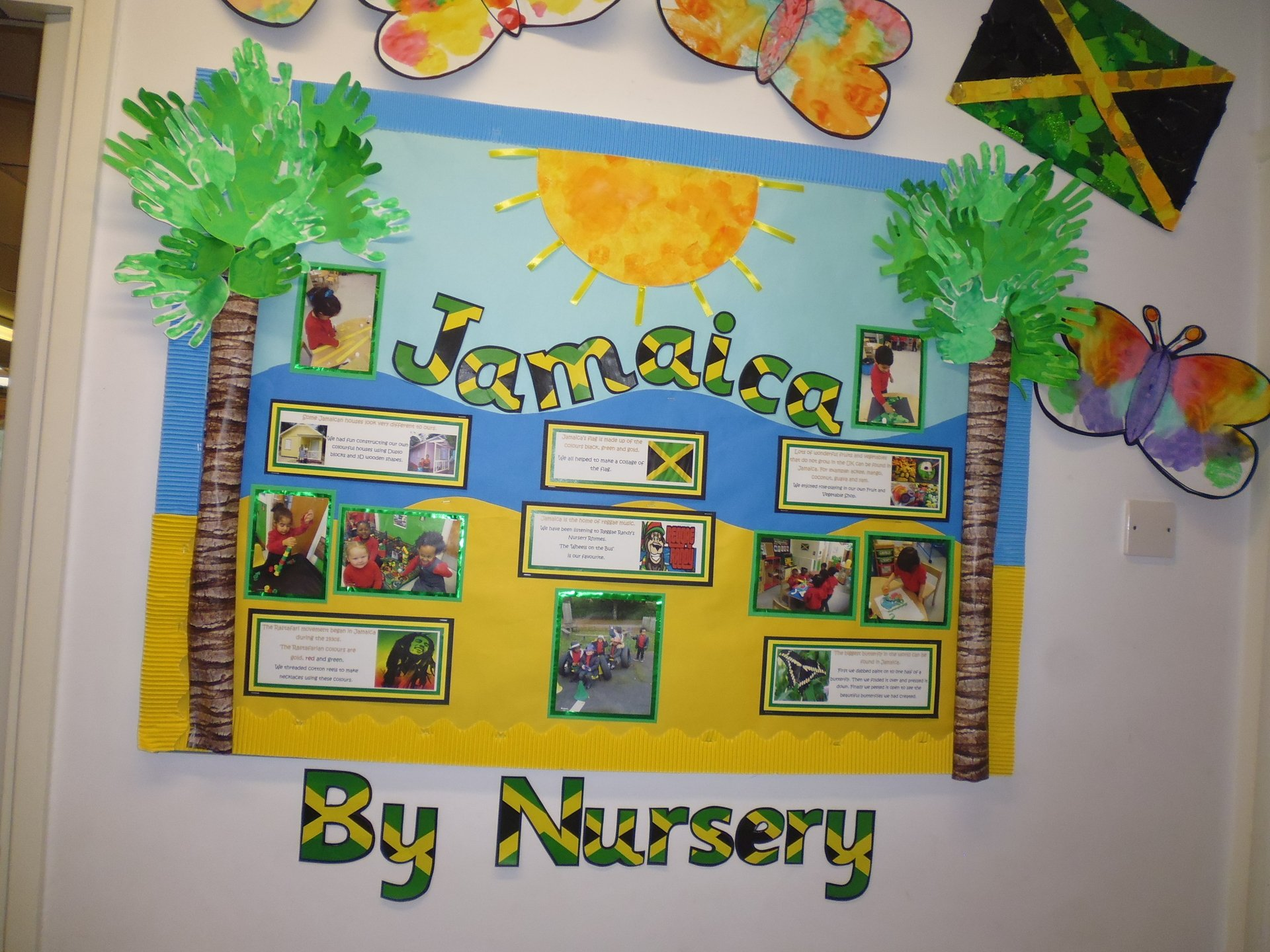 Nursery Jamica