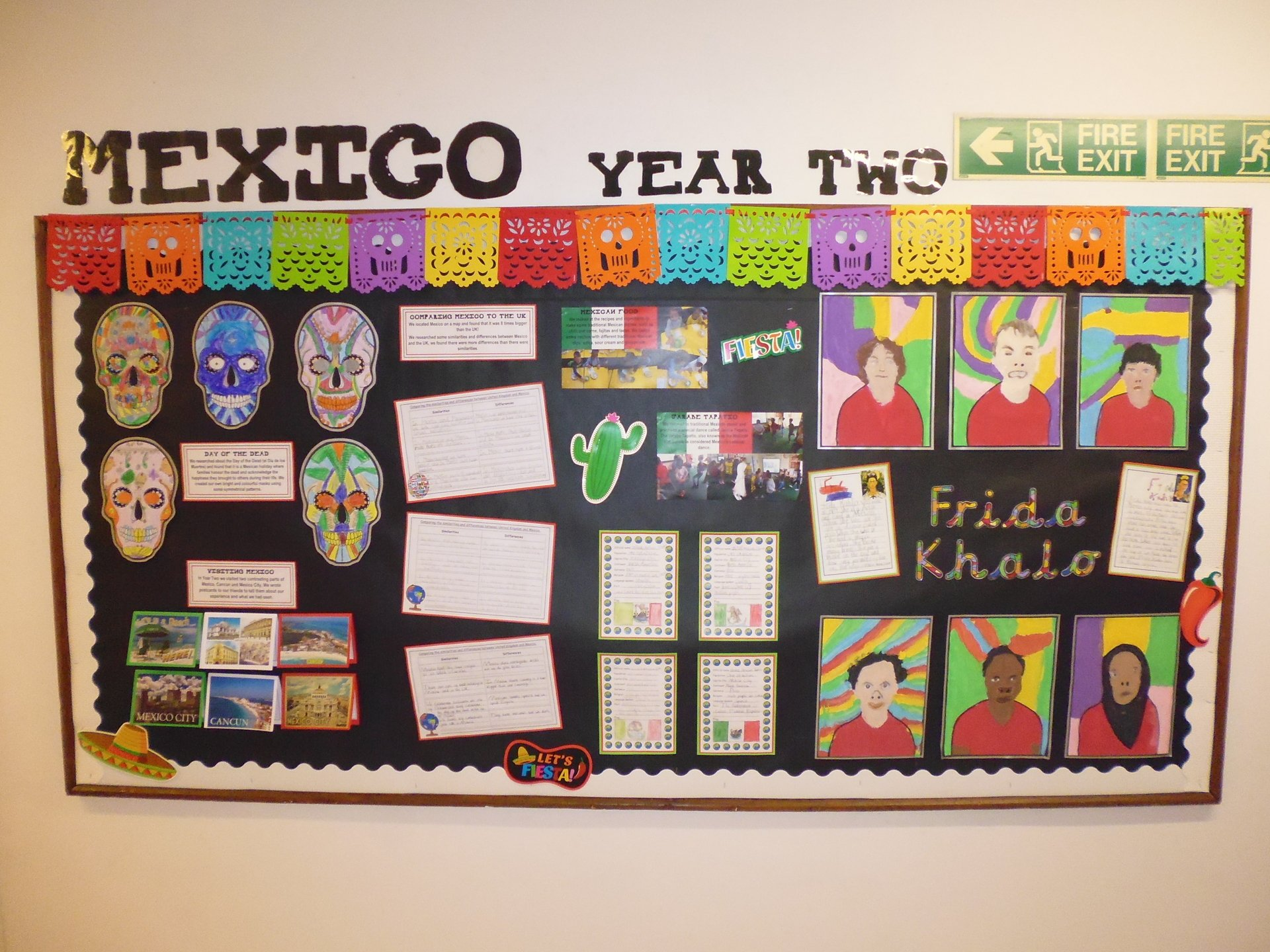 Year Two Mexico