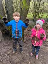Filthy in Forest School