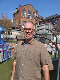 Mr Luckhurst, Teaching Assistant