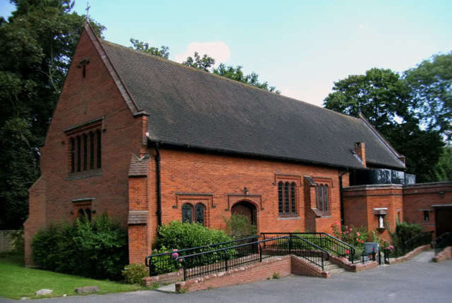 Ingatestone Catholic Church - click to visit