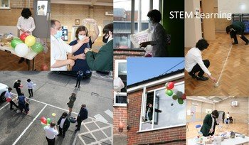 STEM Learning - The Great Egg Drop Challenge