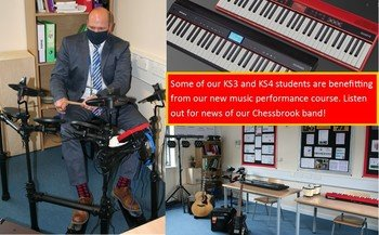 Music at Chessbrook