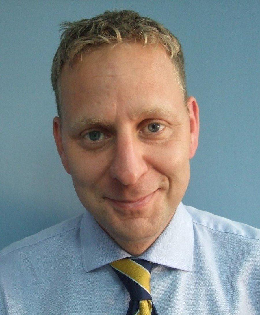 Nigel Ashley CEO, Elevate