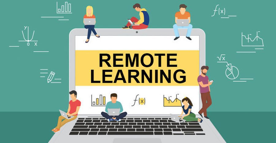 Click Here for remote learning