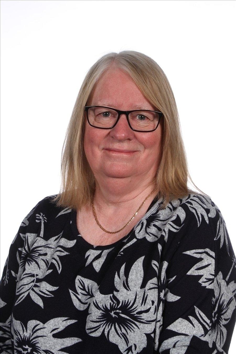 Mrs Ramskill, Office Manager, Lunchtime Supervisor