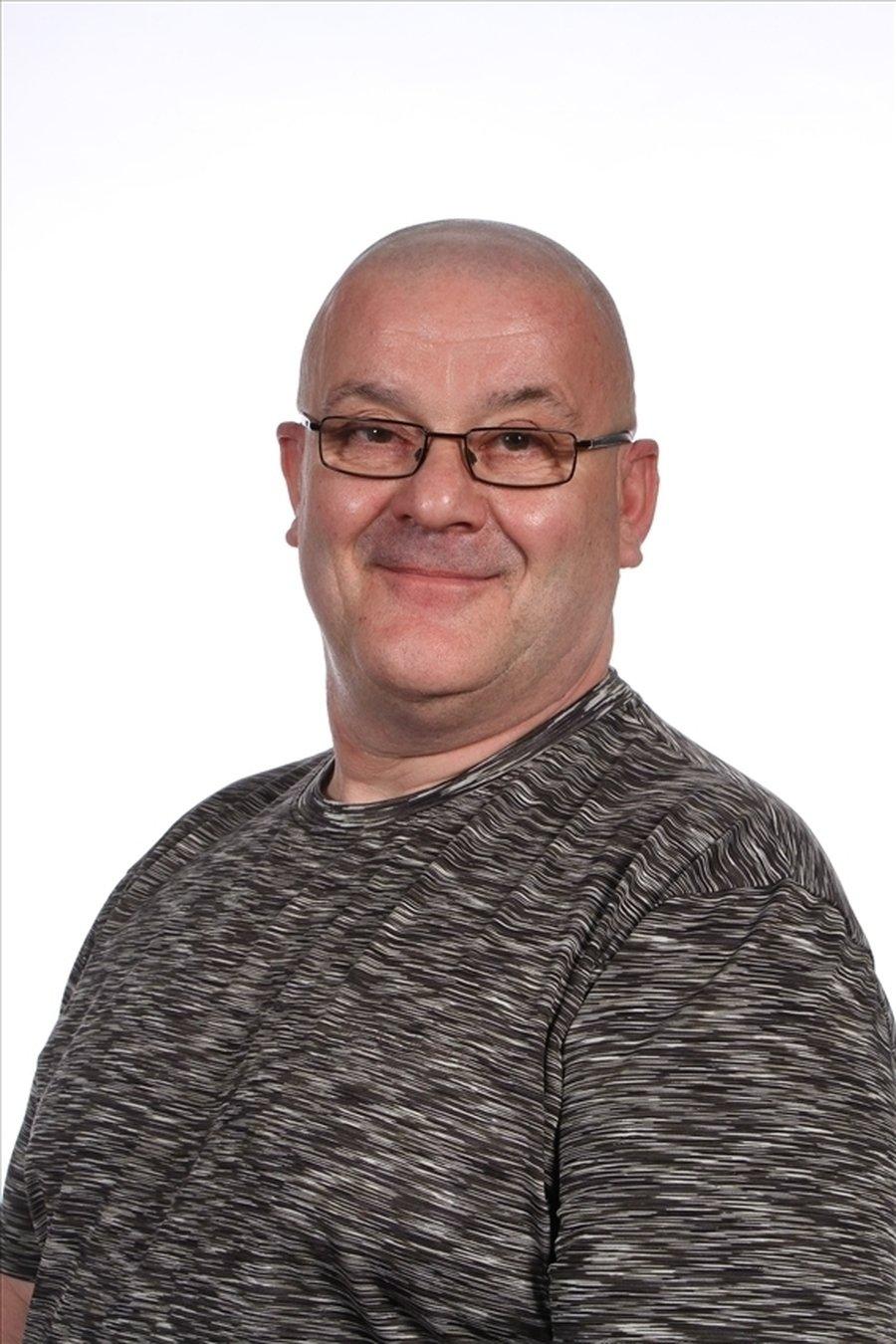 Mr Wray, Premises Manager