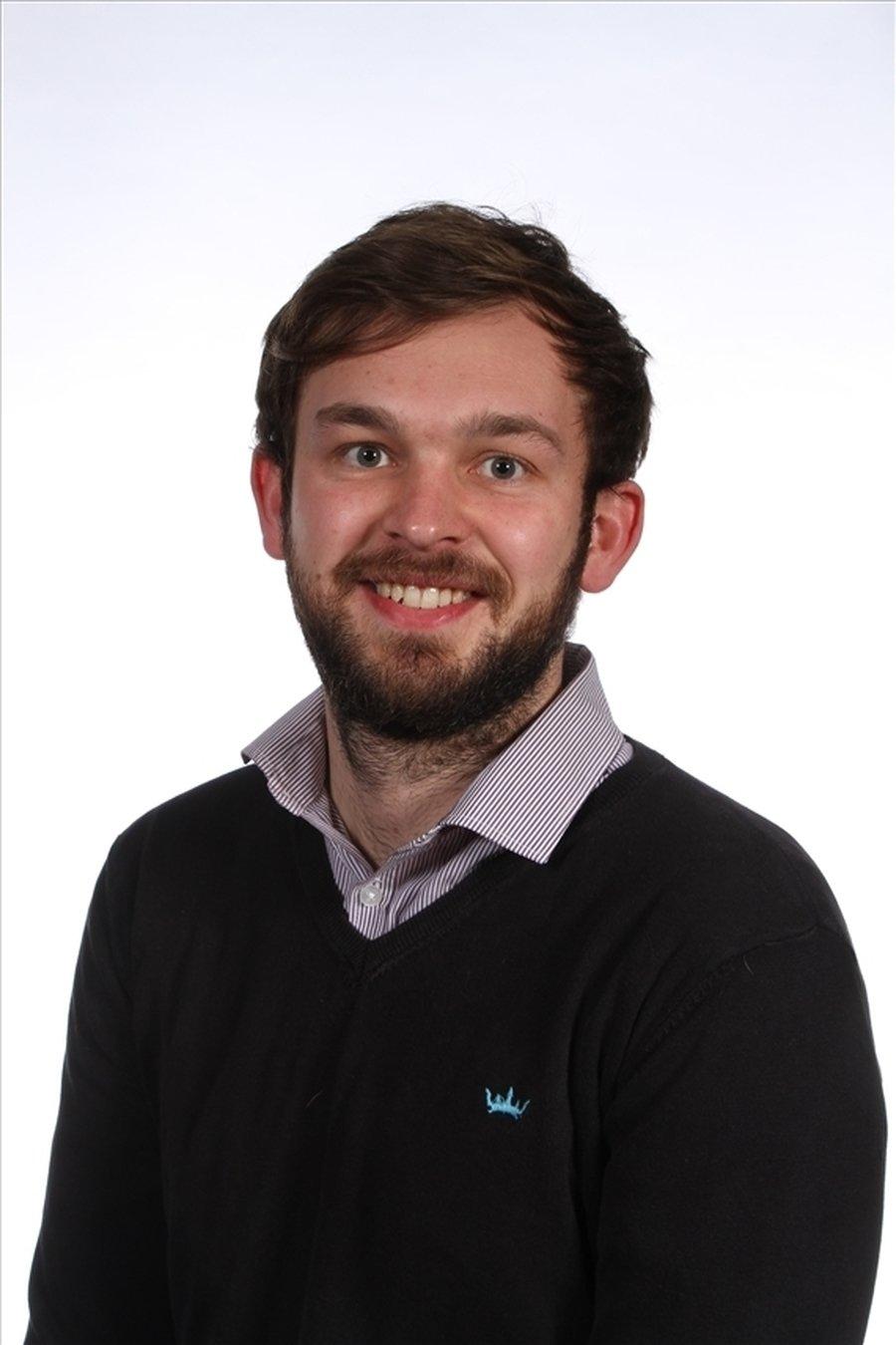 Mr Palk, Year 3/4 Class Teacher, Computing Lead