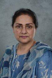 Mrs Shahid - Senior Lunchtime Organiser
