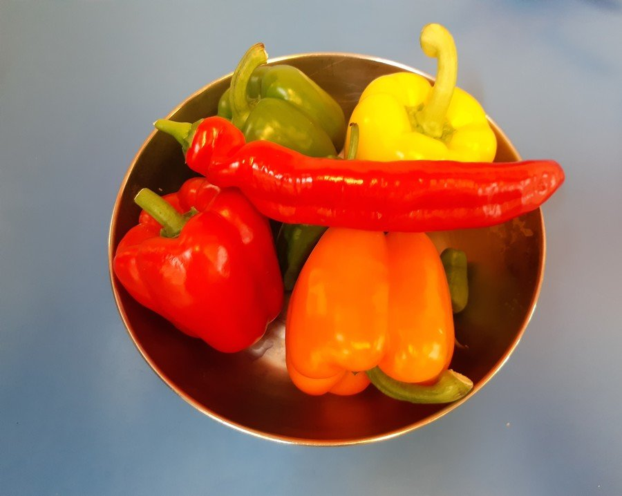 Defeating the Peppers!