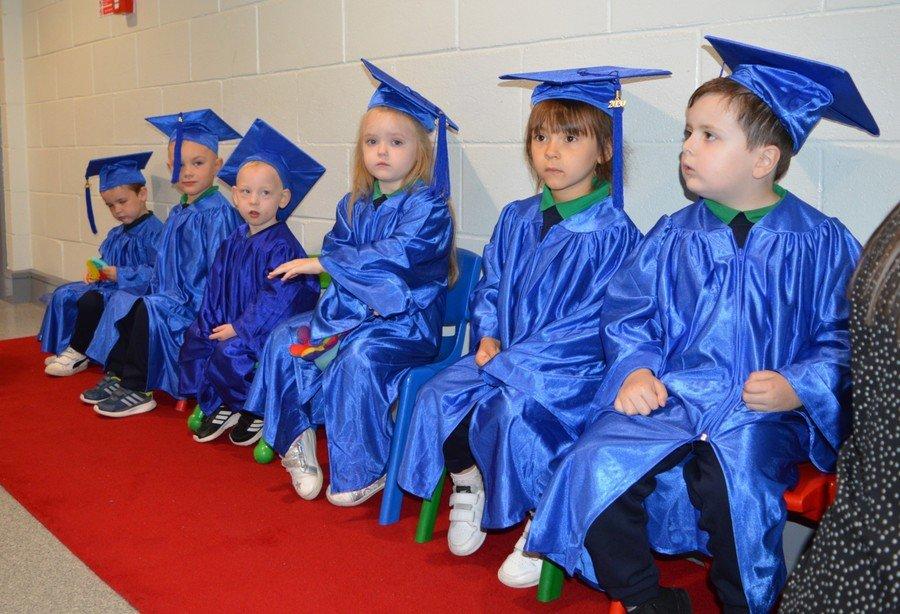 Nursery Graduation Day 2021