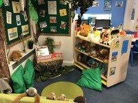 Class 1 Reading Corner