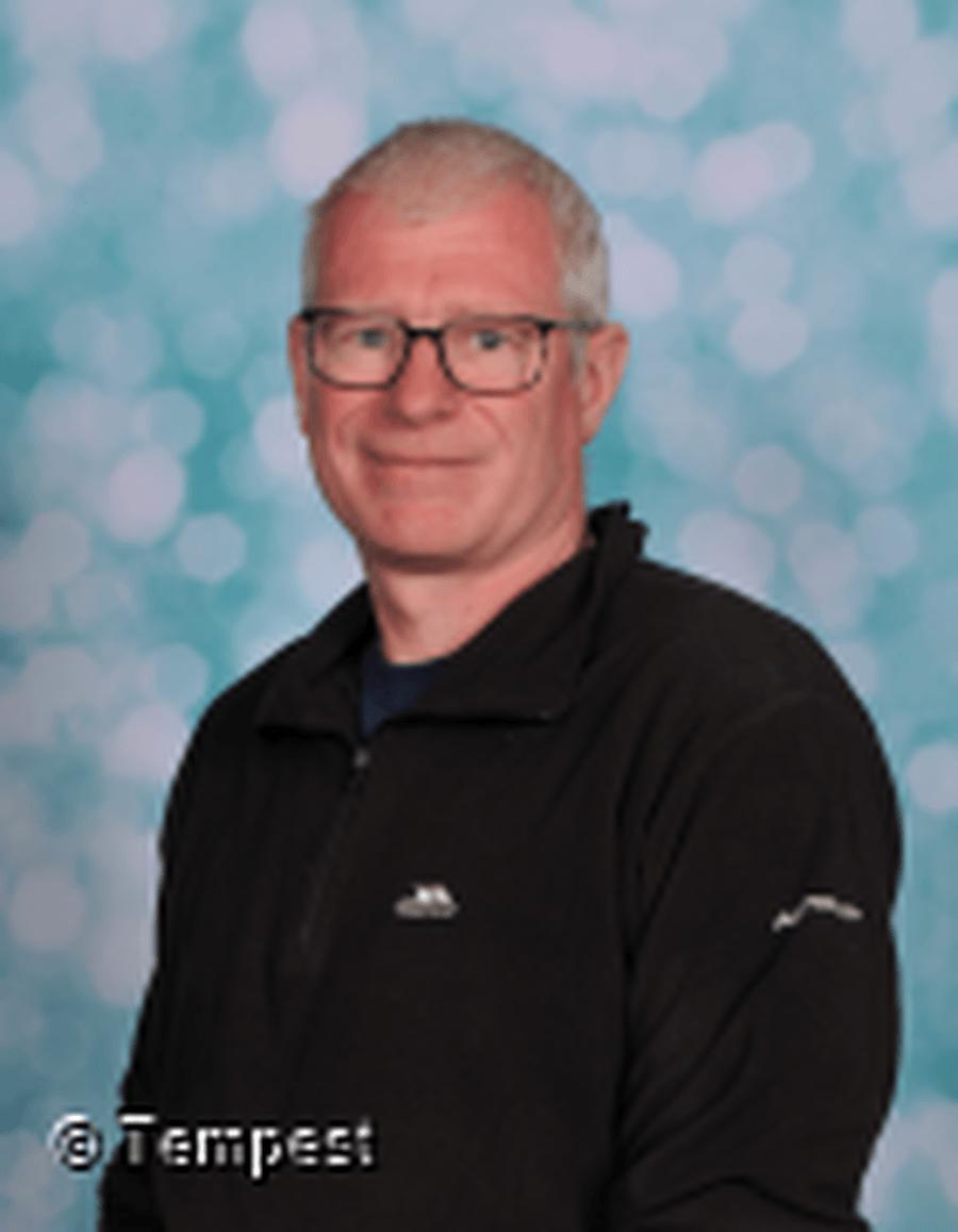 Mr Philip Duckworth, Site Supervisor