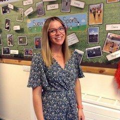 Mrs Scott - Class Teacher