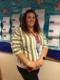 Mrs McMann - Teaching Assistant