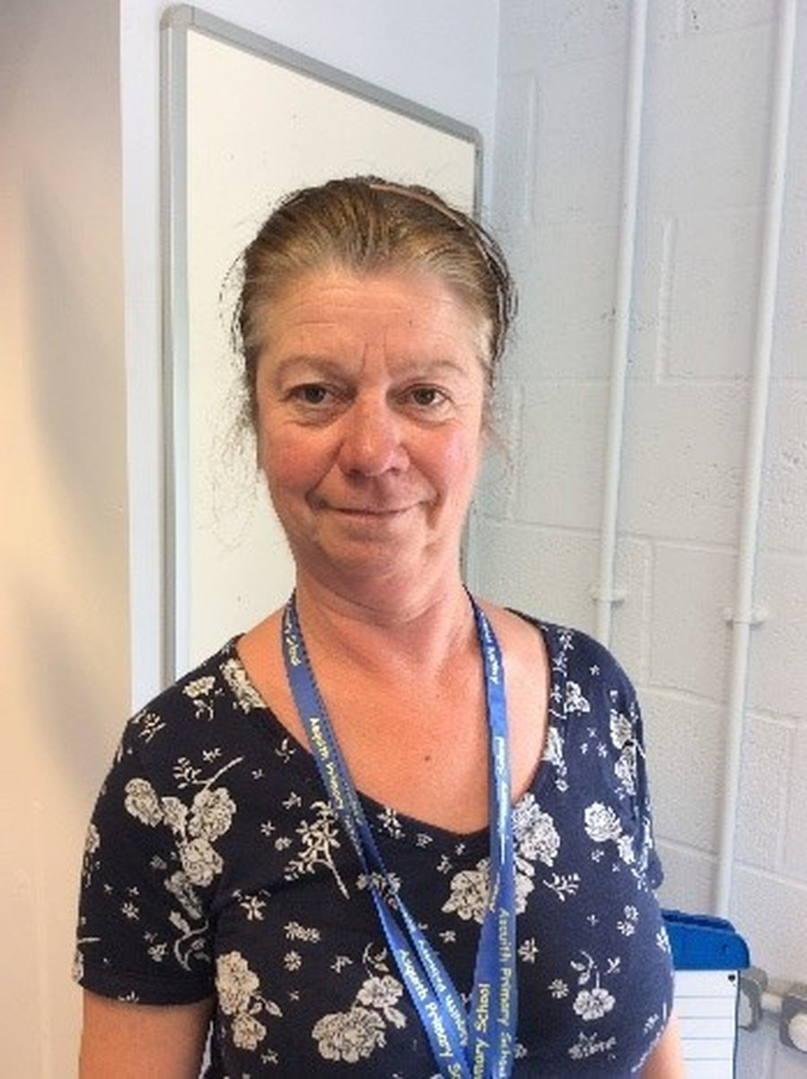 Mrs Cassidy SEND Teaching Assistant