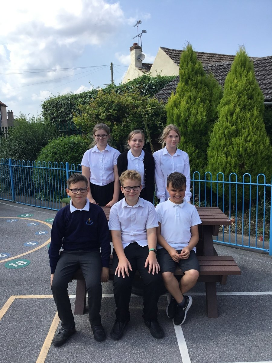 Our Year Six Leavers July 2021 - we wish them all the best!