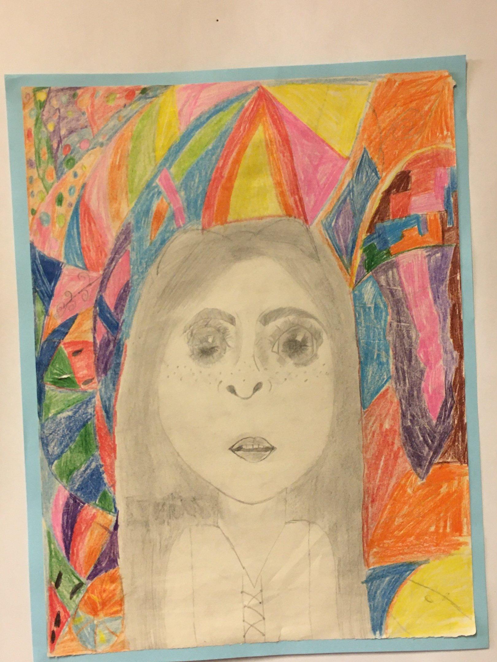 Artwork - Klimt inspiration
