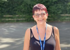 Mrs L Griffiths - KS1/KS2 Teaching and learning Assistant