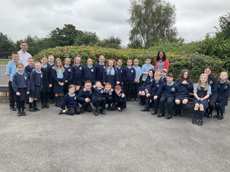 Mr McQuillan's lovely class 2021-22