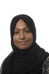 Nazima Begum<br>Teaching Assistant
