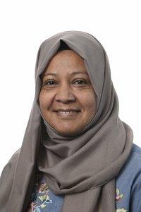Jamela Bibi<br>Teaching Assistant<br>