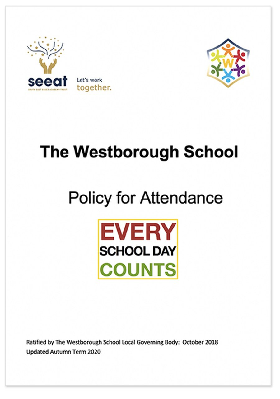 Open the Policy for Attendance.