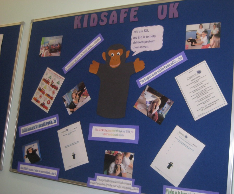 KIDSAFE DISPLAY