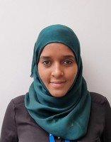 Zainab <br> Teaching Assistant