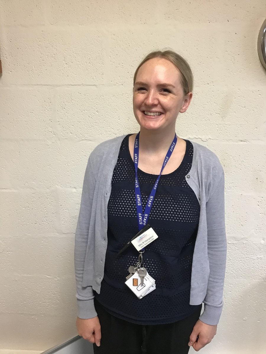 Mrs Hampson - Under 3's Early Years Educator