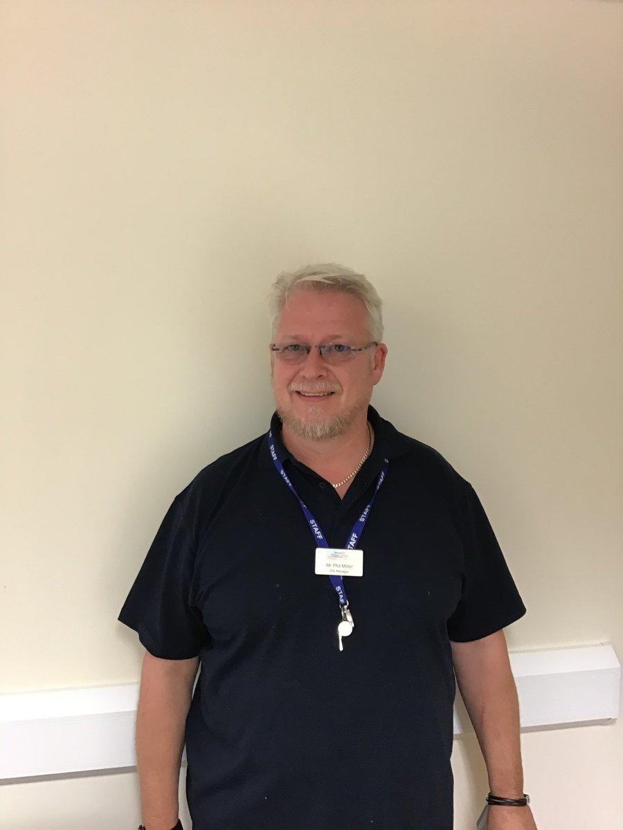 Mr Phillip Miller - Site Manager