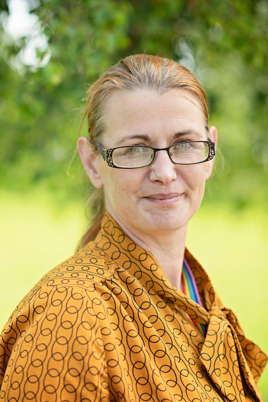 Mrs Haddington, Year 6 TA